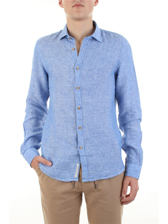 YES-ZEE Casual Light blue