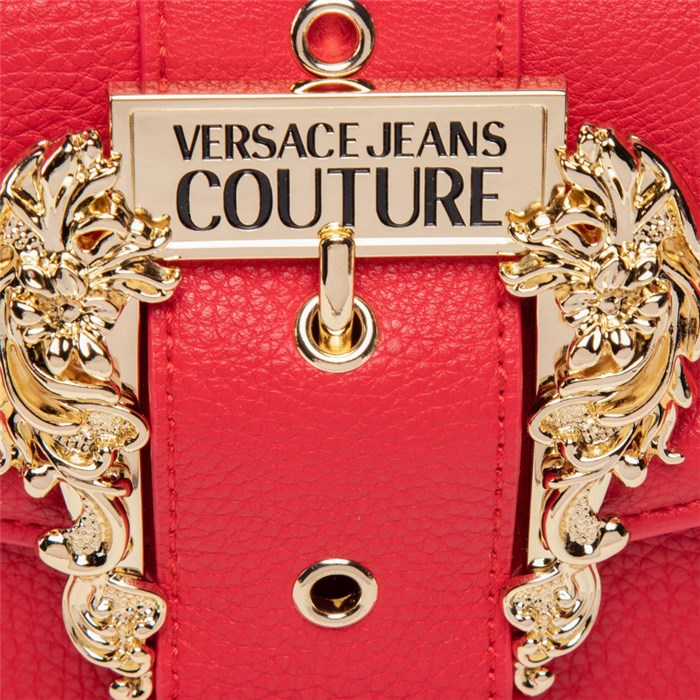 VERSACE Jeans Couture Bags Woman Shoulder Strap Red E1VWABF1-71578 Mxm Fashion
