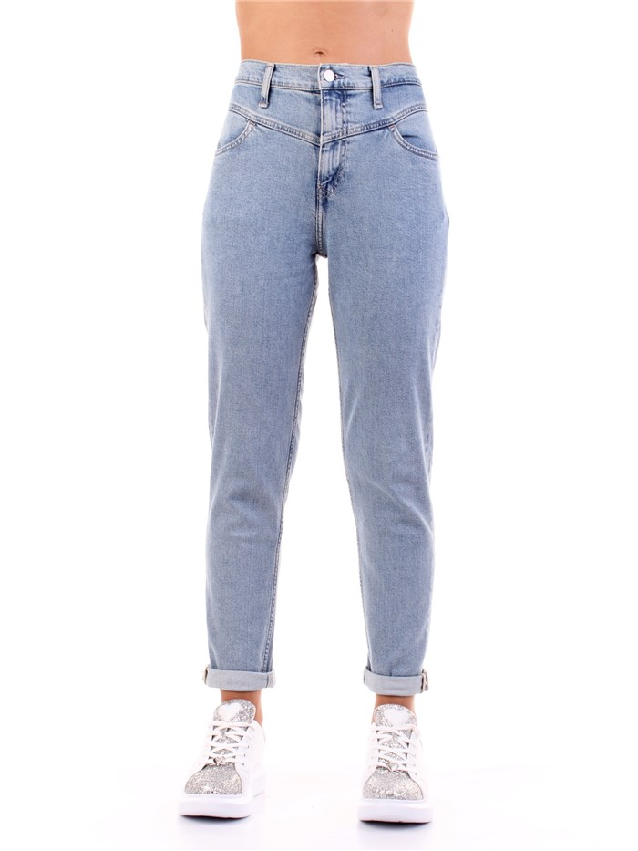 Calvin Klein Jeans mom_fit Clear wash