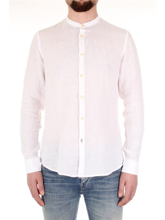Fred Mello Casual White