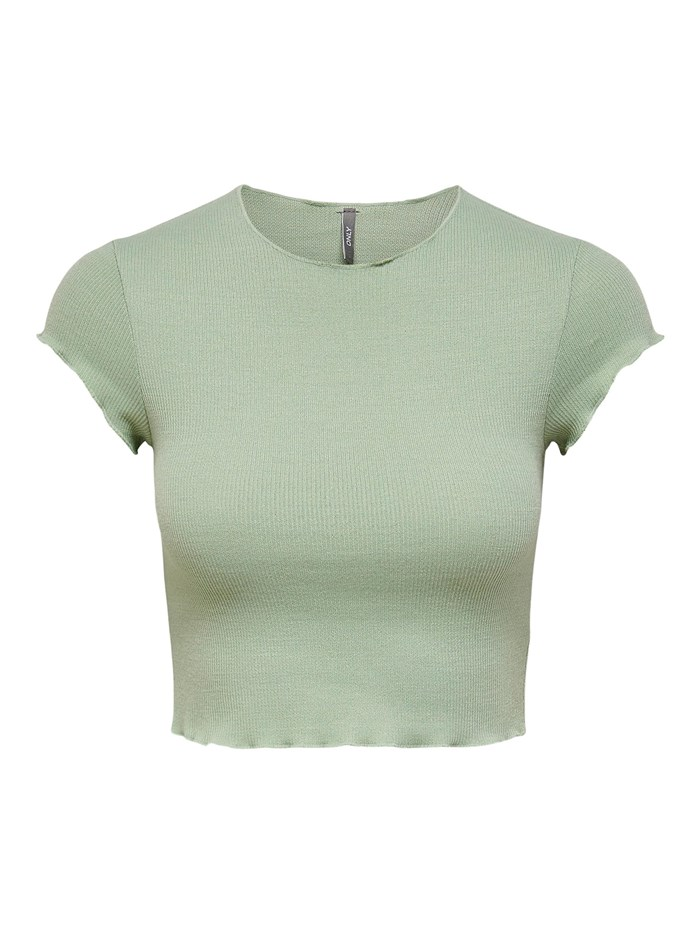 ONLY Short sleeve Light green