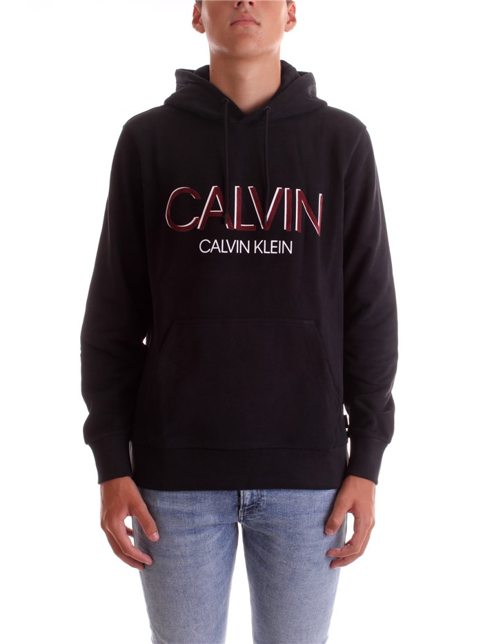 Calvin Klein Hooded Black