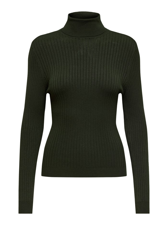 ONLY Polo neck Dark green