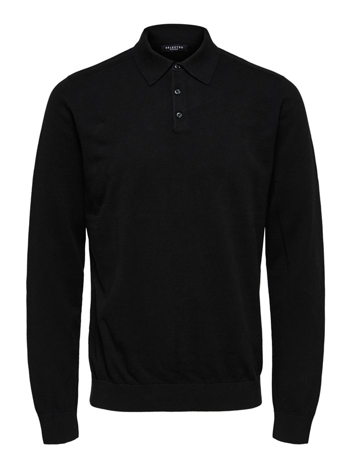 SELECTED  Long sleeves Black
