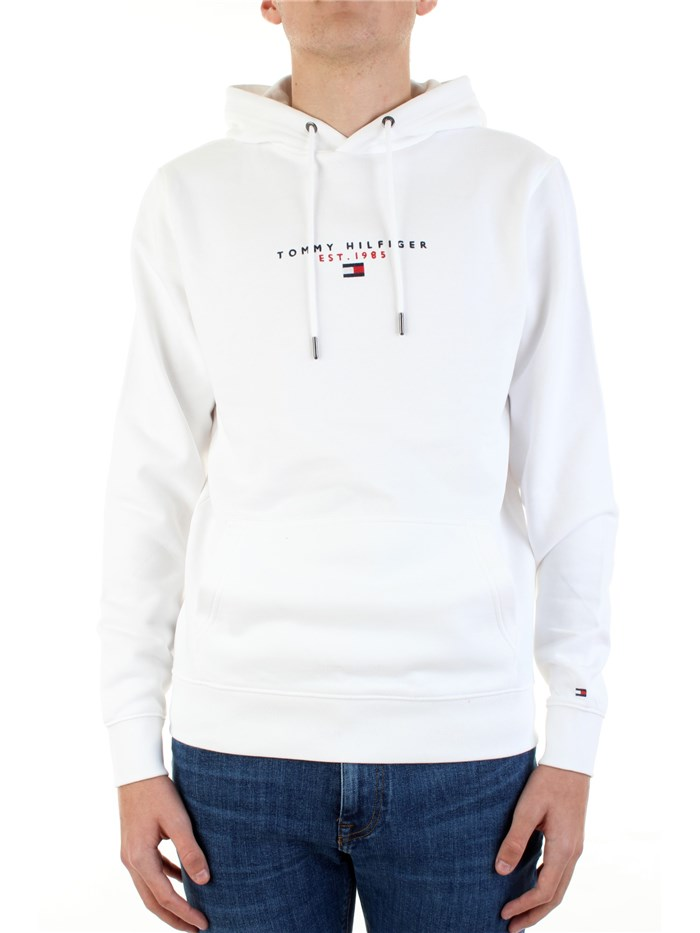 Tommy Hilfiger Hooded White