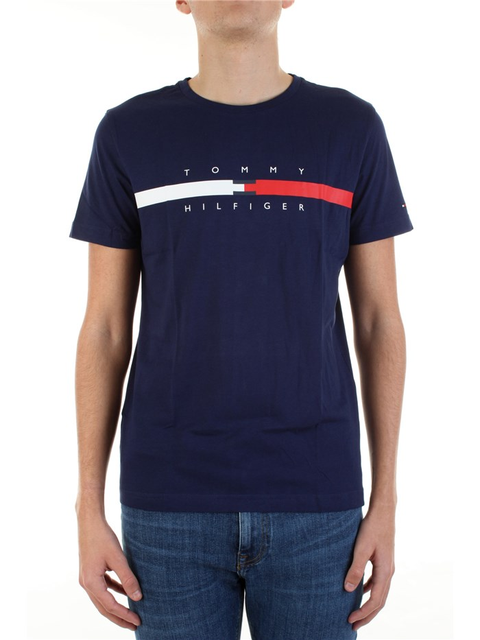 Tommy Hilfiger Short sleeve Navy