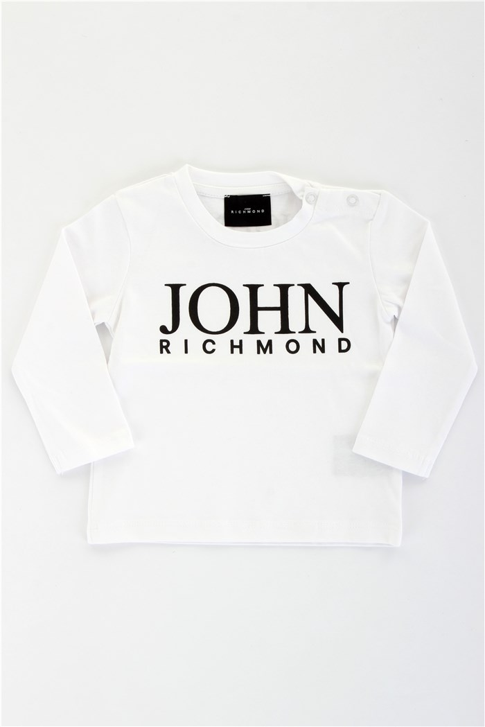 John RICHMOND Long sleeve White