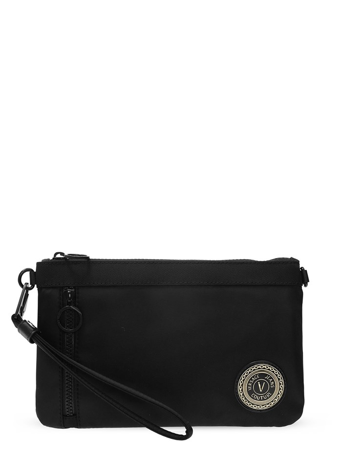 VERSACE Jeans Couture Clutch Black
