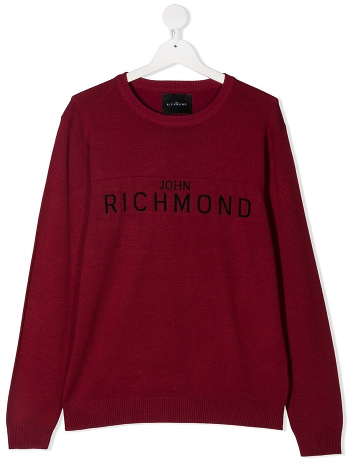 John RICHMOND Knitted Bordeaux