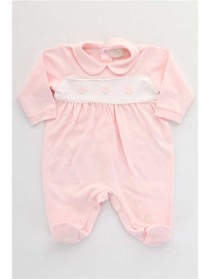LALALU Overalls Pink
