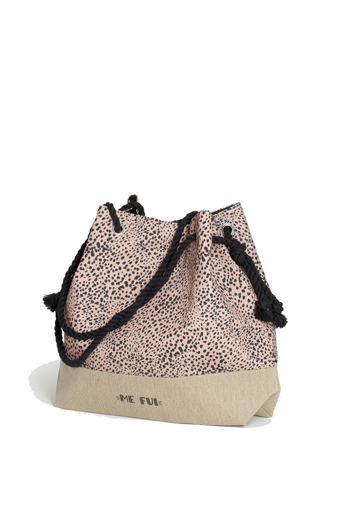 ME FUI Sea bag Corda/beige/nero