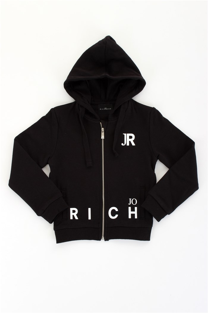 John RICHMOND With zip Black