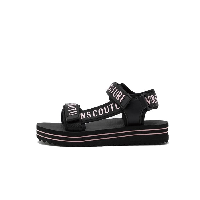 VERSACE Jeans Couture low Black