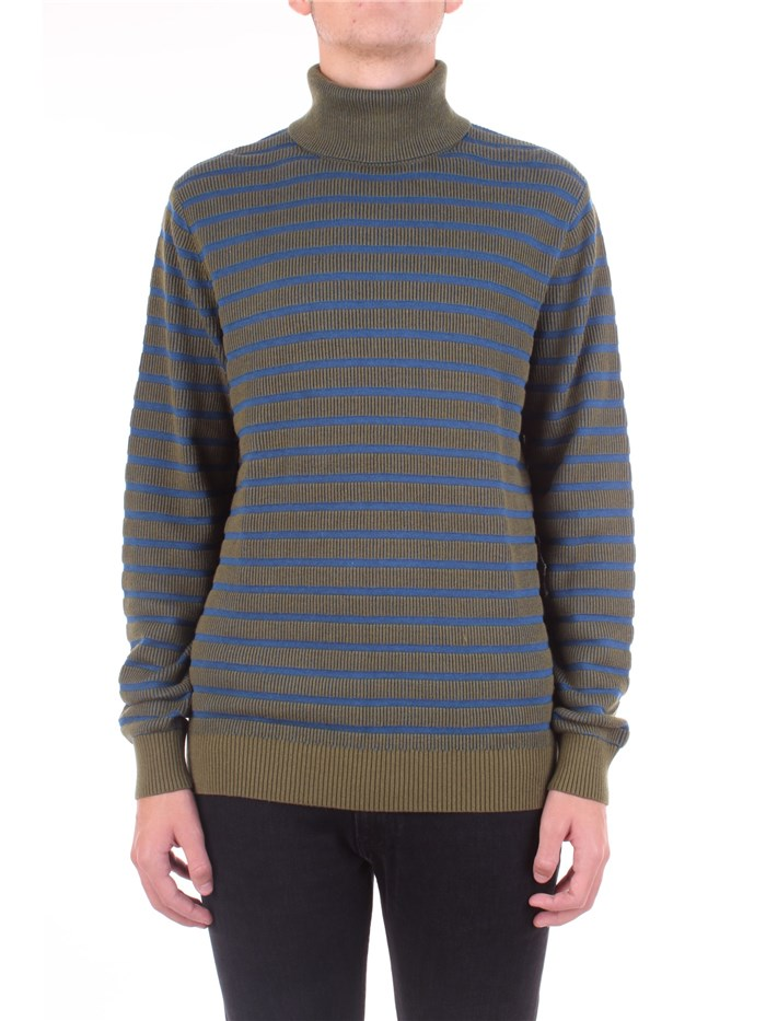 Marciano GUESS Polo neck Green / blue
