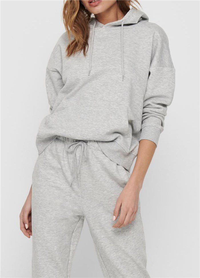 ONLY Hooded Light grey