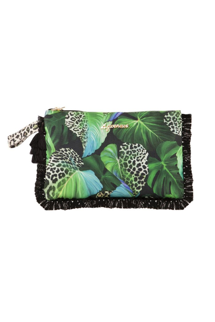 4Giveness Sea bag Black / white / green