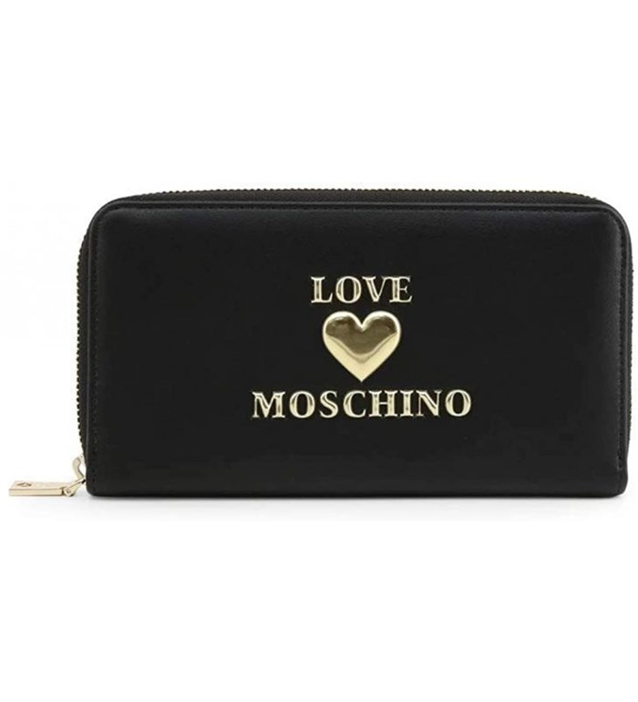 MOSCHINO LOVE Wallets Black
