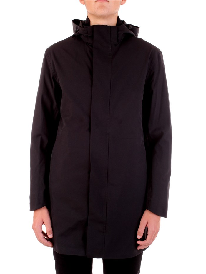 SELECTED Parka Black