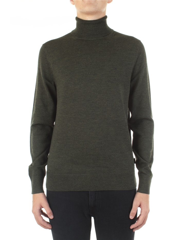 Calvin Klein Polo neck Olive green