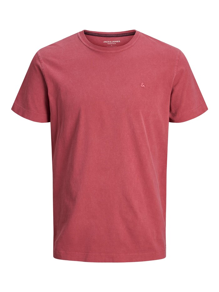 JACK&JONES Short sleeve Red