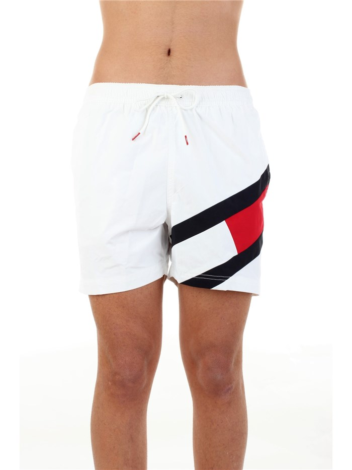 Tommy Hilfiger beachwear Sea shorts White