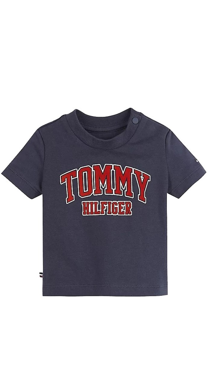 Tommy Hilfiger Short sleeve Blue