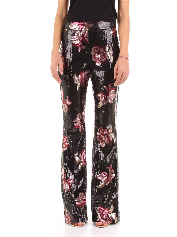 VITTORIA ROMANO Trousers Black