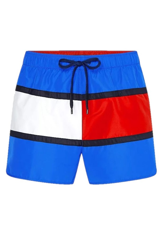 Tommy Hilfiger beachwear Sea shorts Deep blue
