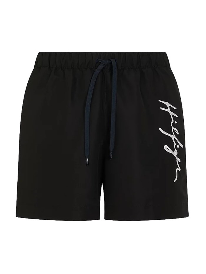 Tommy Hilfiger beachwear Sea shorts Black