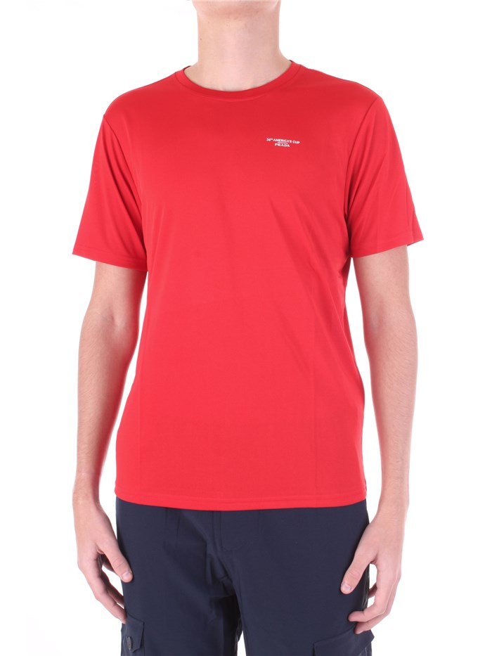 NORTH SAILS by PRADA Short sleeve Red