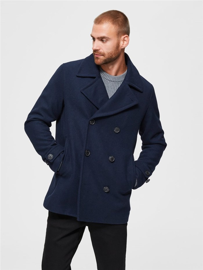 SELECTED Outerwear Blue