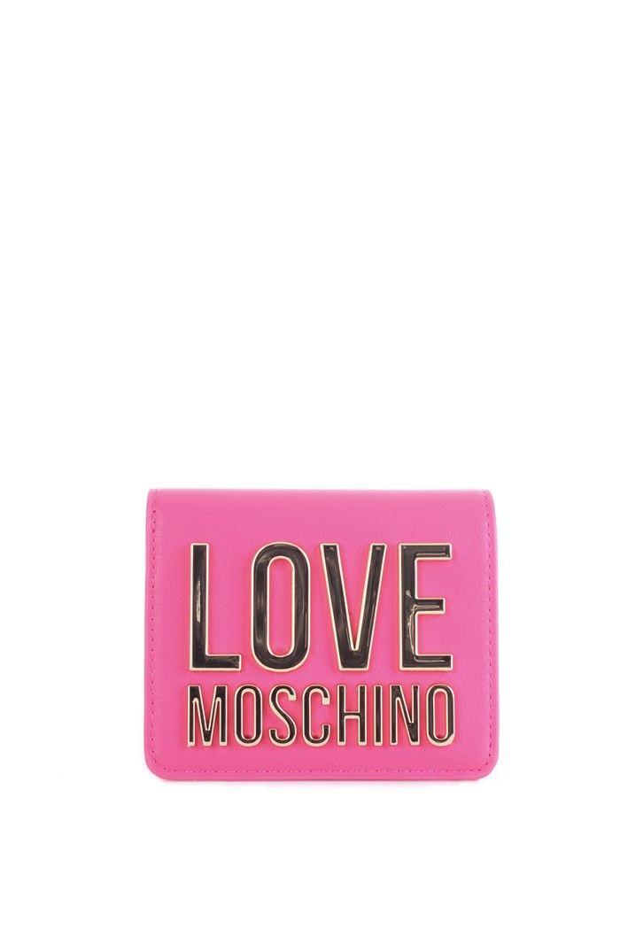MOSCHINO LOVE Wallets Fuxia