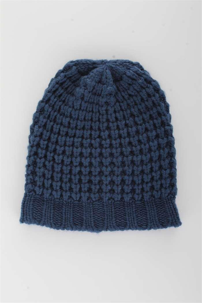 93b88b7c36 Cappello iDO Bambino - Blu - Vendita Cappello On line su mxmfashion.com