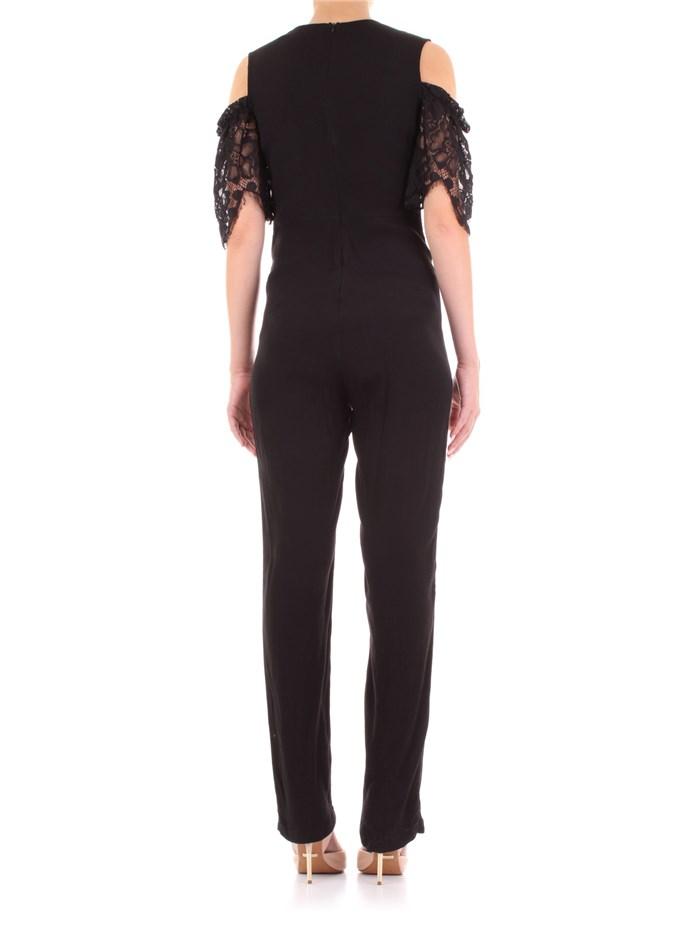 buy popular 714fb f23a0 GAUDI' fashion Tuta Donna Nero | Mxm Fashion