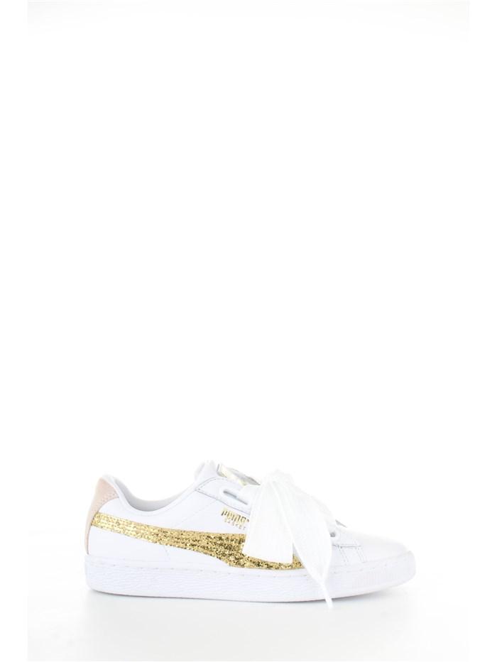 sneaker puma donna bianco
