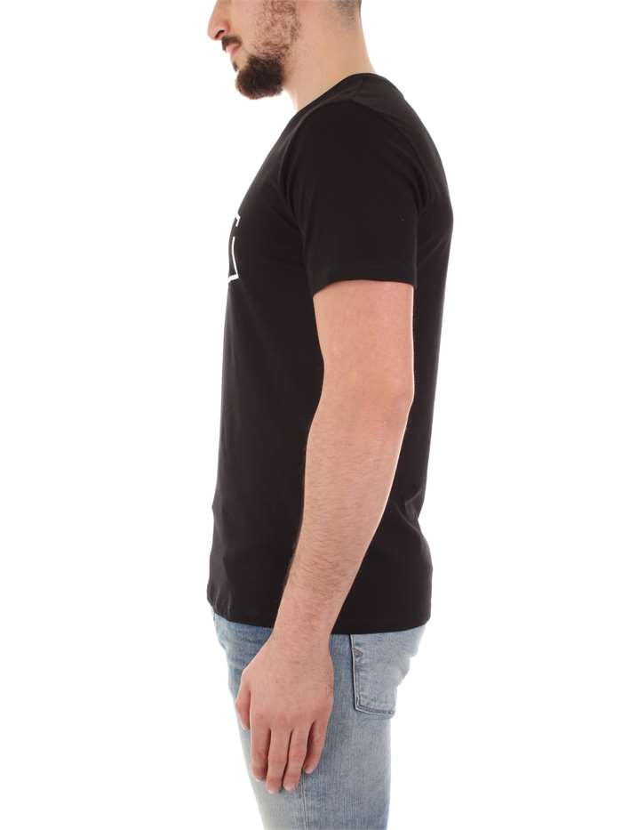 KEJO Clothing T-shirt Black KS19-110M