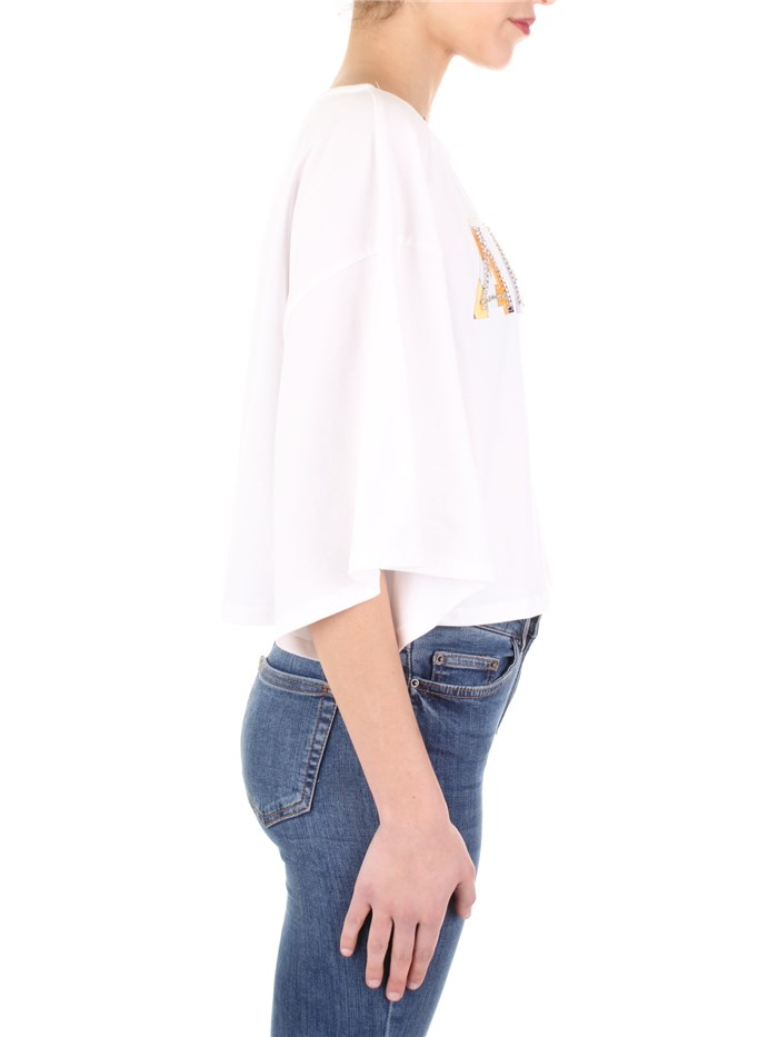 6ffaba626 T-shirt Marciano GUESS Woman - White - Buy T-shirt On line on ...