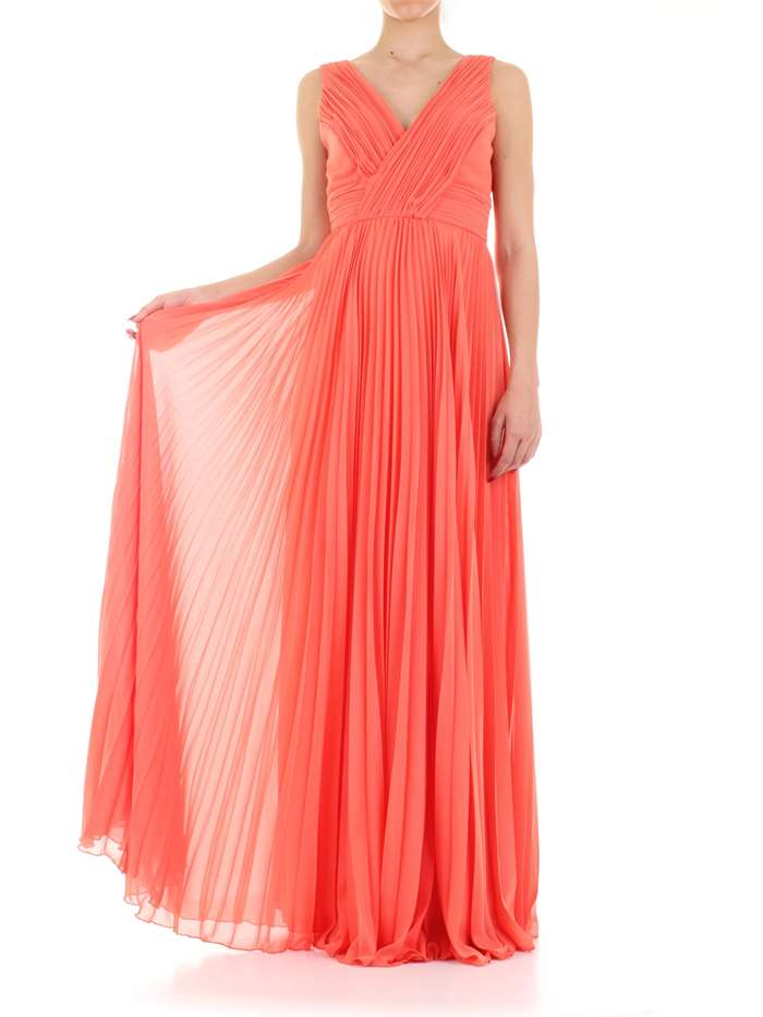 sito affidabile cba90 4093d Dress Sandro FERRONE Woman - Coral - Buy Dress On line on ...