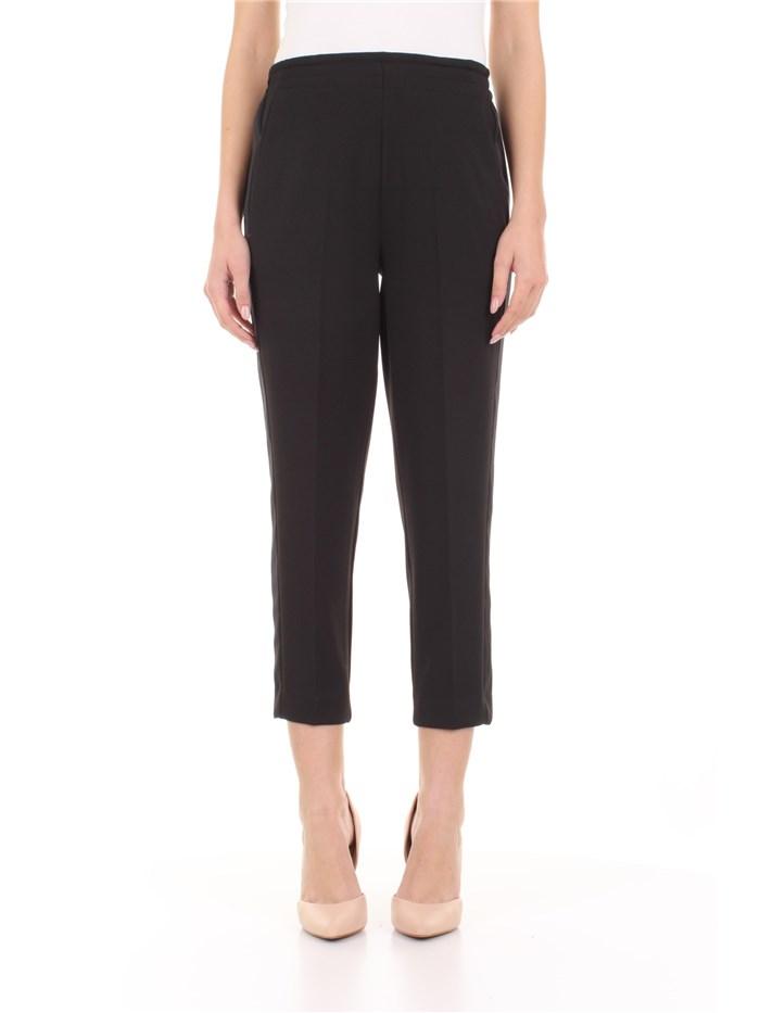 176a71243b Abbigliamento Pantalone Tu0682 Vicolo Donna Nero tBhQxrCosd