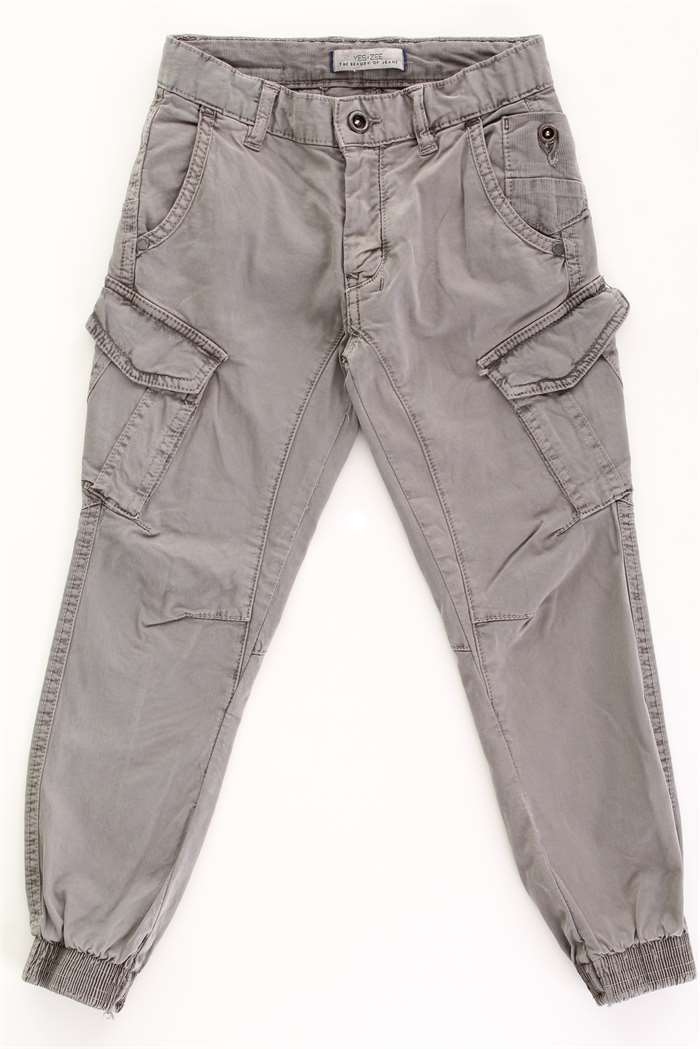 migliori scarpe da ginnastica 607b1 d2cf7 YES-ZEE Pantalone Bambino Grigio scuro | Mxm Fashion