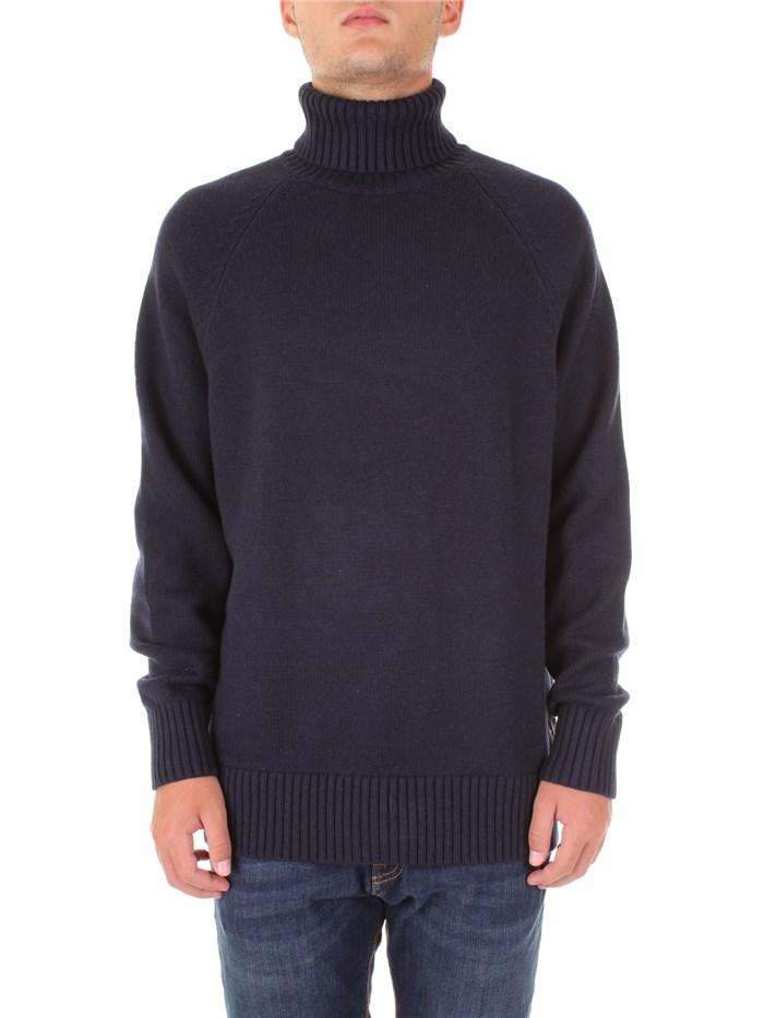 9c1c3a2993ddcc Maglia Calvin Klein Jeans Uomo - Blu - Vendita Maglia On line su ...