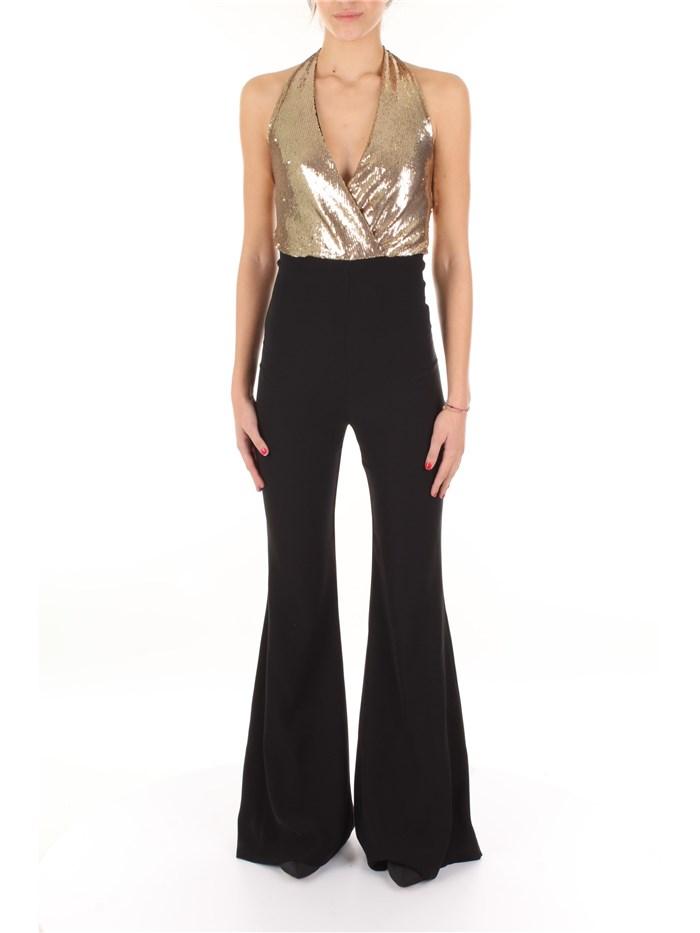 the best attitude 7a69f aad72 Denny Rose Tuta Donna Oro | Mxm Fashion