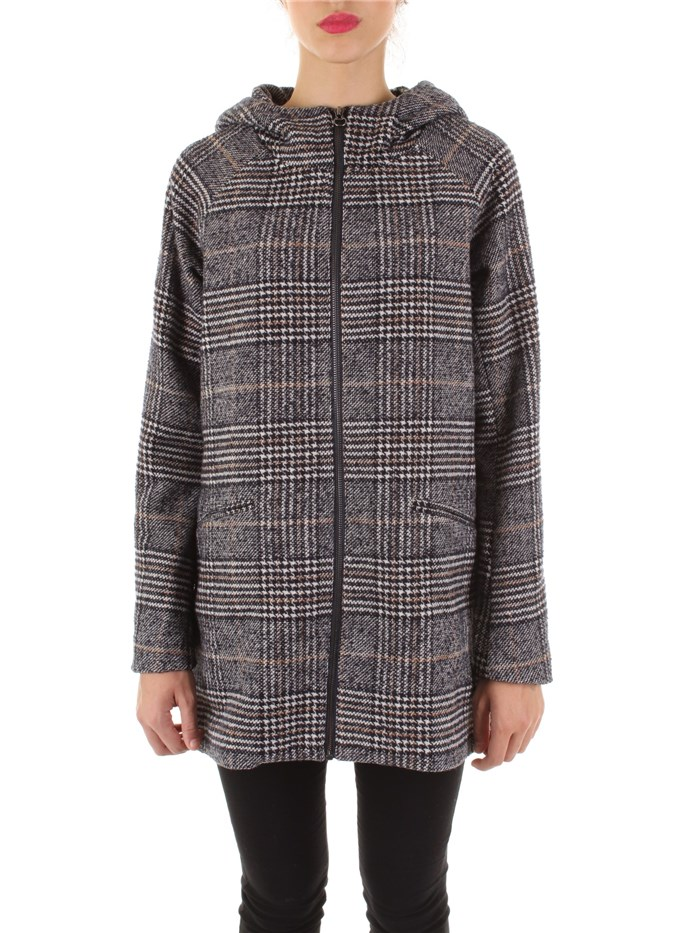 info for 6a9f1 c9ea3 ONLY Cappotto Donna Blu | Mxm Fashion