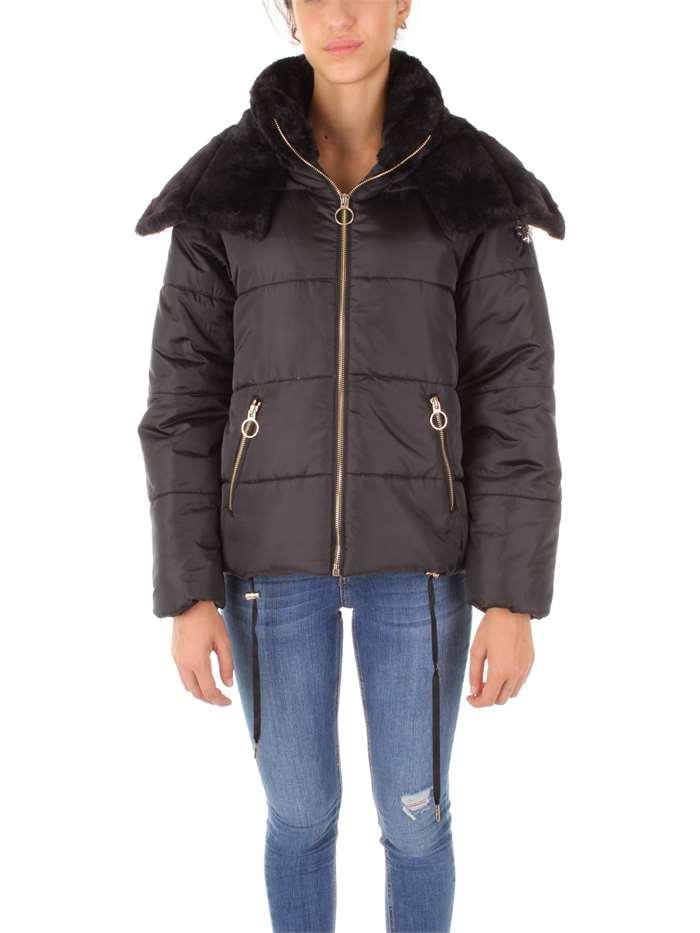 huge discount 0dc8e 077d7 RELISH Piumino Donna Nero   Mxm Fashion