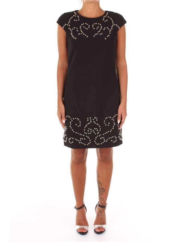 newest c8fa0 b2404 Sandro FERRONE Abito Donna Nero | Mxm Fashion