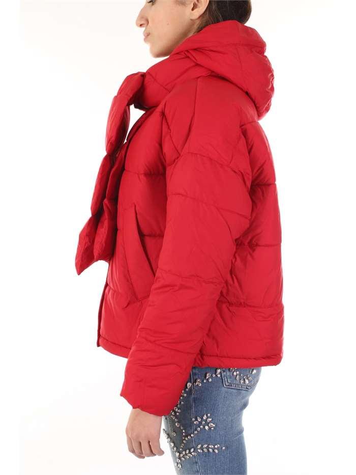 miglior sito web 0d2fd 71b9a VERO MODA Piumino Donna Rosso | Mxm Fashion
