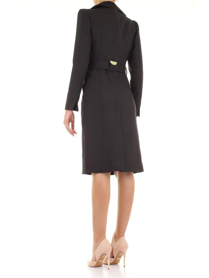 buy popular 5a3e4 3080d Marciano GUESS Cappotto Donna Nero | Mxm Fashion